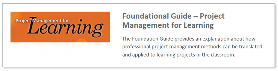 PMIEF Foundational Guide
